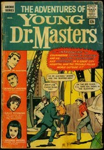 Adventures of Young Dr Masters #1 1964- Archie Comics POOR - $18.92