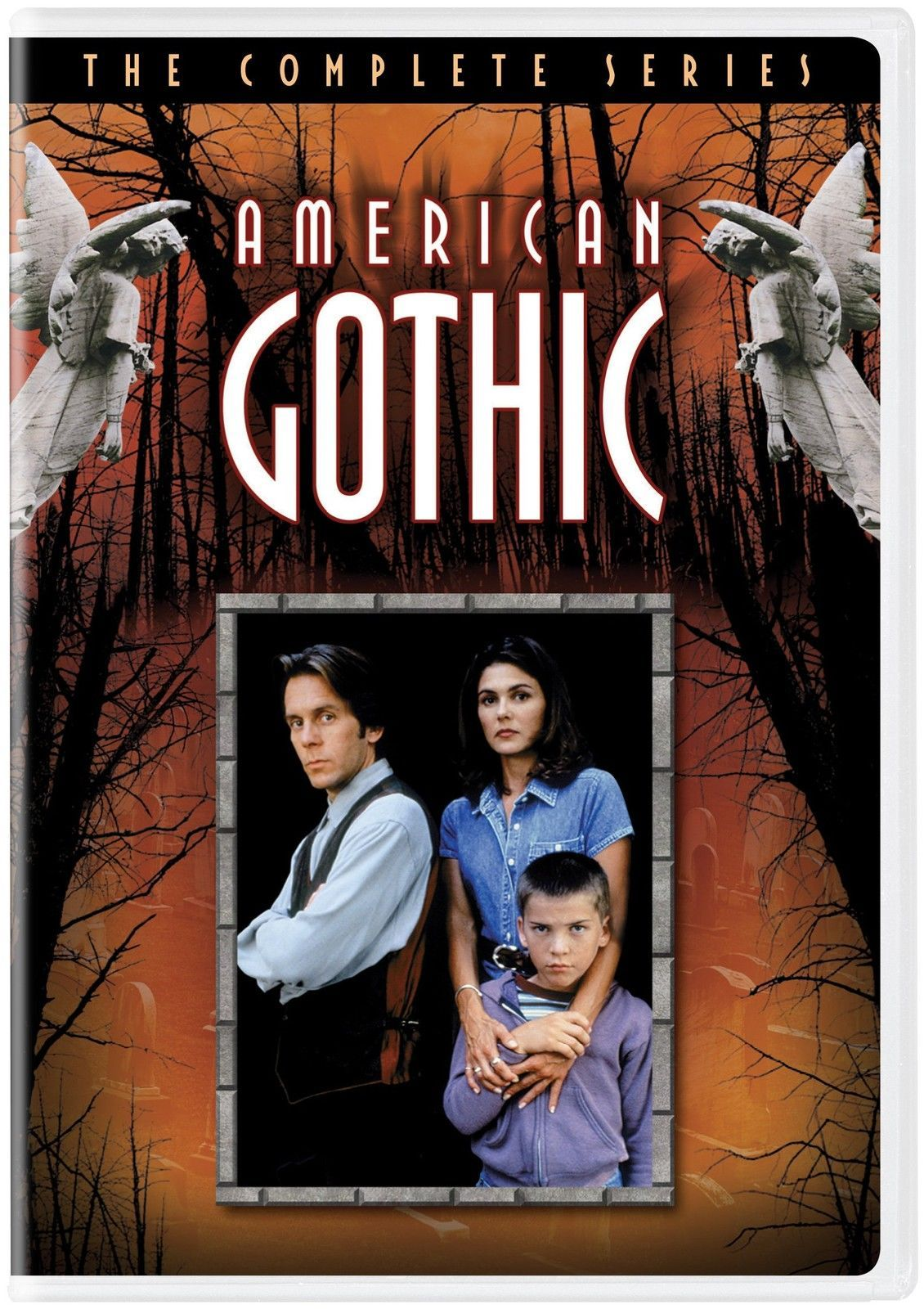 American Gothic - The Complete Series (DVD, 2005, 3-Disc Set) New TV Show