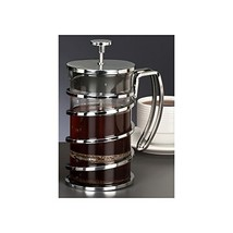 World Tableware 73590 Stainless Steel 2 Cup French Press - $30.12