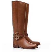 Tory Burch Amelie Shearling Boots - NEW Size 5 - $167.31