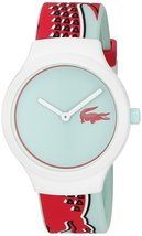 Lacoste 'GOA NEW' Quartz Multi Color Casual Watch (Model: 2020114) - $96.03