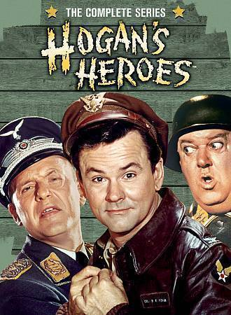 Hogan's Heroes- The Complete Series DVD (2016) New 27-Disc Classic TV Show