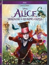 ALICE THROUGH THE LOOKING GLASS DVD 2016 Advent... - $25.49