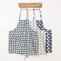 Animals Story Apron BBQ Sleeveles Pinafore Kitc... - $4.24