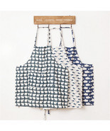 Animals Story Apron BBQ Sleeveles Pinafore Kitchen Cooking Cotton Linen ... - £3.49 GBP