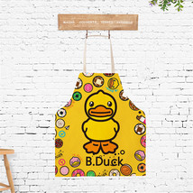 Big Yellow Duck Apron Lovely Party Decor Kitchen Cooking Cloth Christmas... - $4.22+