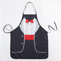 Sexy Necktie Suits Hat Aprons Funny Creative Personality Kitchen Cooking... - $4.24