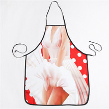 Sexy Alien Senorita Aprons Funny Novelty BBQ Party Home Lady Kitchen Coo... - $4.49