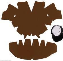 1Pk. BROWN-LARGE Caps Crown Insert & Panel Hat Shaper Combo| Ball Cap Ha... - $7.87