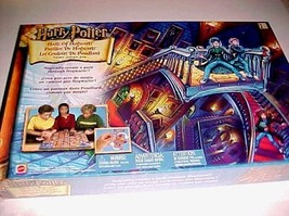 Mattel Harry Potter Halls of Hogwarts Board Game 2002  New - $79.18