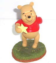 Disney Winnie the Pooh Wishing on a Star Brighten Your Day Figurine - $49.95