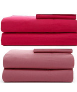 Noble Excellence NE Parcale Twin Sheet Set 300 Thread Count - $49.95