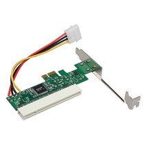 Desktop PCI-Express PCI-E PCIE To PCI Bus Extender Riser Card Adapter Co... - $11.50