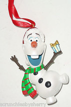 Disney Frozen Olaf Ornament Christmas Tree Holiday Snowman Theme Parks New - $39.95