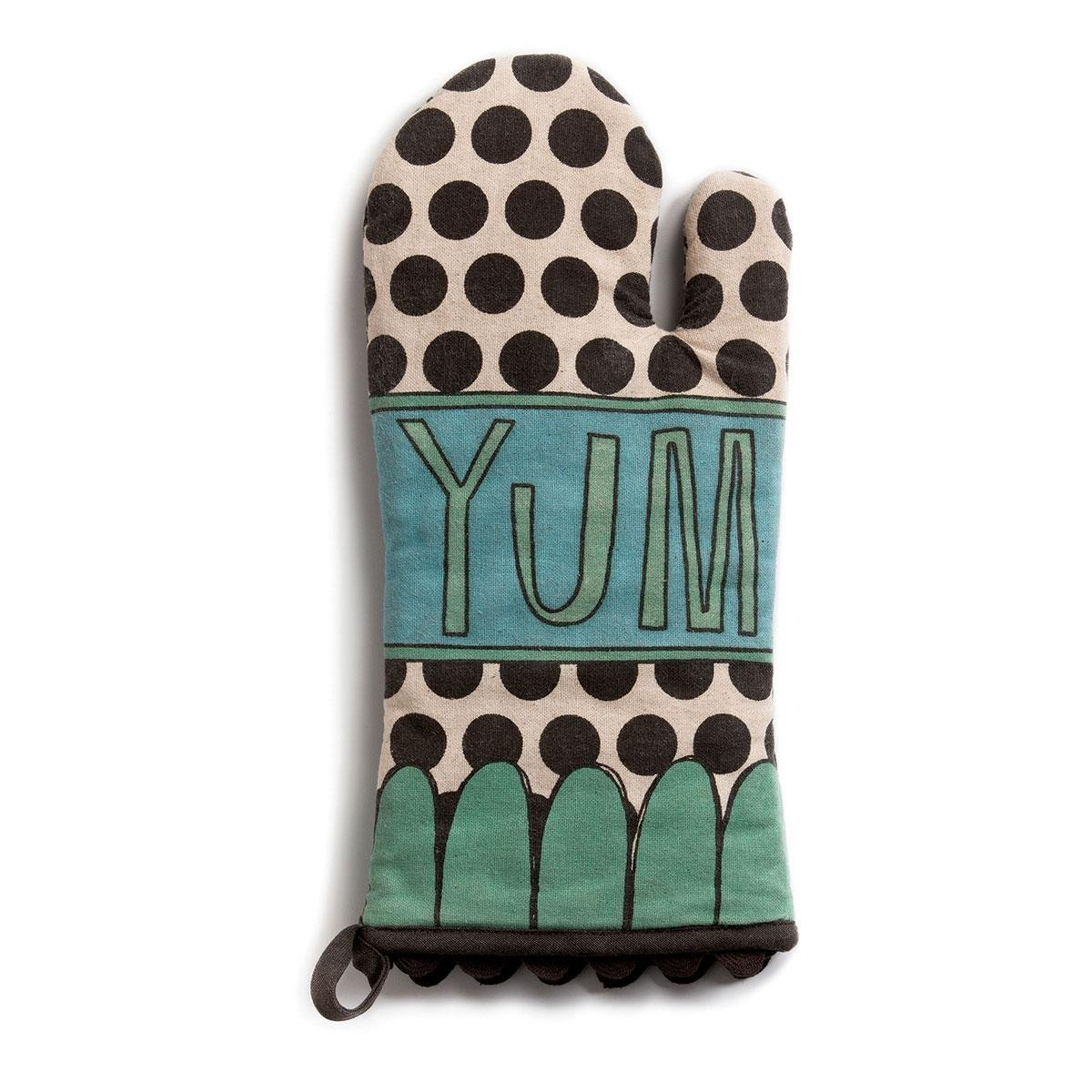 Demdaco This Thing Called Family Yum Oven Mitt