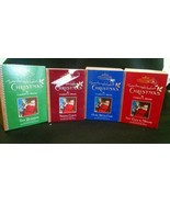 Twas The Night before Christmas Hallmark Keepsake Ornaments Vol 1 to 4