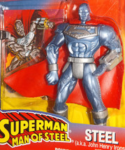 "1995 Steel 5"" action figure w/pounding hammer b... - $34.95"