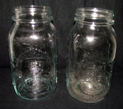 Philadelphia Ball Mason Jar New York Fort Ticonderoga Independance Hall ... - $24.74