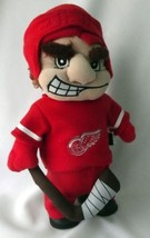 Detroit Red Wings Hockey Player Plush Animated Musical We will Rock You ... - $29.69
