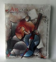 New York Art Expo Catalog 2003 International Artexpo Artist Show Exhibit... - $29.69