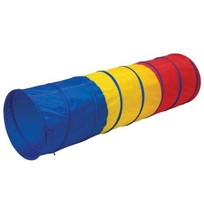 Pacific Play Tent Pop Up Tunnel. 6ft Multi Color - $29.69