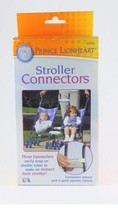 Stroller Connectors by Prince Lionheart NEW Made in USA - $17.77