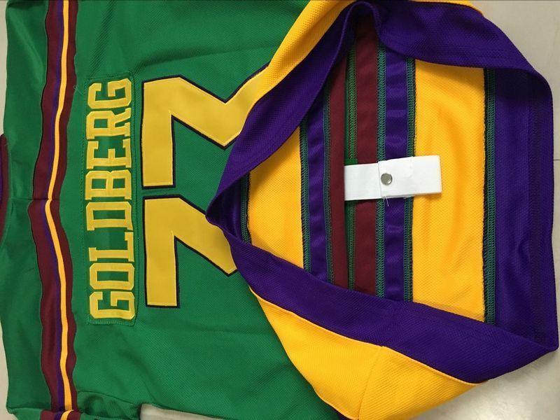 76c486f9a Greg Goldberg The Mighty Ducks Retro Hockey and 50 similar items