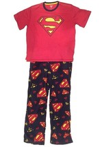 Mens Superman Pajama set - $18.68
