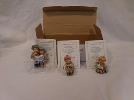 Hummel Goebel Christmas Ornament Heavenly Trio + Christmas Cookies +  Se... - $29.72