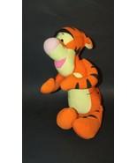 "Mattel Winnie the Pooh's friend Tigger ribbed Plush 12"" 2005 - $7.91"