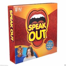 2016 New Speak Out Game Mouthguard Challenge Ga... - $18.99