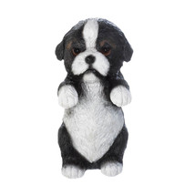 Black And White Puppy Fence Climber - $15.99