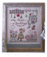 Il mio Angolo di Paradiso cross stitch chart Cuore e Batticuore  - $10.80