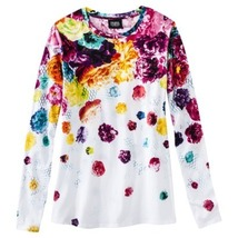 NEW! Prabal Gurung For Target Womens Long-Sleeve Tee in Floral Crush Print - $44.95