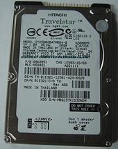 Hitachi - 20GB 2.5 INCH 9.5MM ATA 4200RPM Hard Drive - IC25N020ATMR04-0