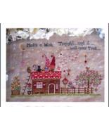 La Notte Di San Lorenzo cross stitch chart Cuore e Batticuore  - $10.80