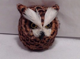 New Life's Attractions 3D Refrigerator Magnet Owl