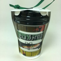 Starbucks 2017 Illinois Christmas Ornament State Collection To Go Cup Tr... - $16.65