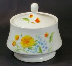 "Vintage Imperial China ""Just Spring"" Sugar Bowl #L5011 *MINT* - $10.88"
