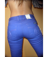 CALVIN KLEIN Cropped Jeans size 26/2 NWT MSPR $69 - $19.79