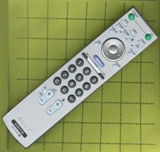 Sony RM-FW001 Monitor Remote ✚ FWD-32LX2F FWD-40LX2F KLH40X1 Flat Wide T... - $18.95