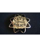Los Angeles Police Badge, First Police Badge used by L.A.P.D. 1877 - 189... - $189.59