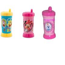 Disney Store Sippy Cup Winnie Pooh Eeyore Minnie Mouse Belle Aurora Cind... - $24.95