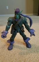 """Marvel Legends 2003 Green Goblin 6"""" Toy Biz Action Figure Spider-Man w/ ... - $10.00"""