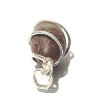 Natural Narmada Shiva Lingam Gemstone PENDANT Necklace Healing Reiki Jew... - $10.00