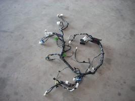 2009 SUBARU LEGACY DASH WIRING HARNESS 81302-AG18A image 2
