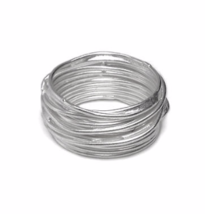Wide Twisted Sterling Silver Wire Wrapped Ring, 925 Sterling Silver Ring - $18.65