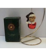 Boyds Bearstone Collection Ornament with Red Be... - $3.99