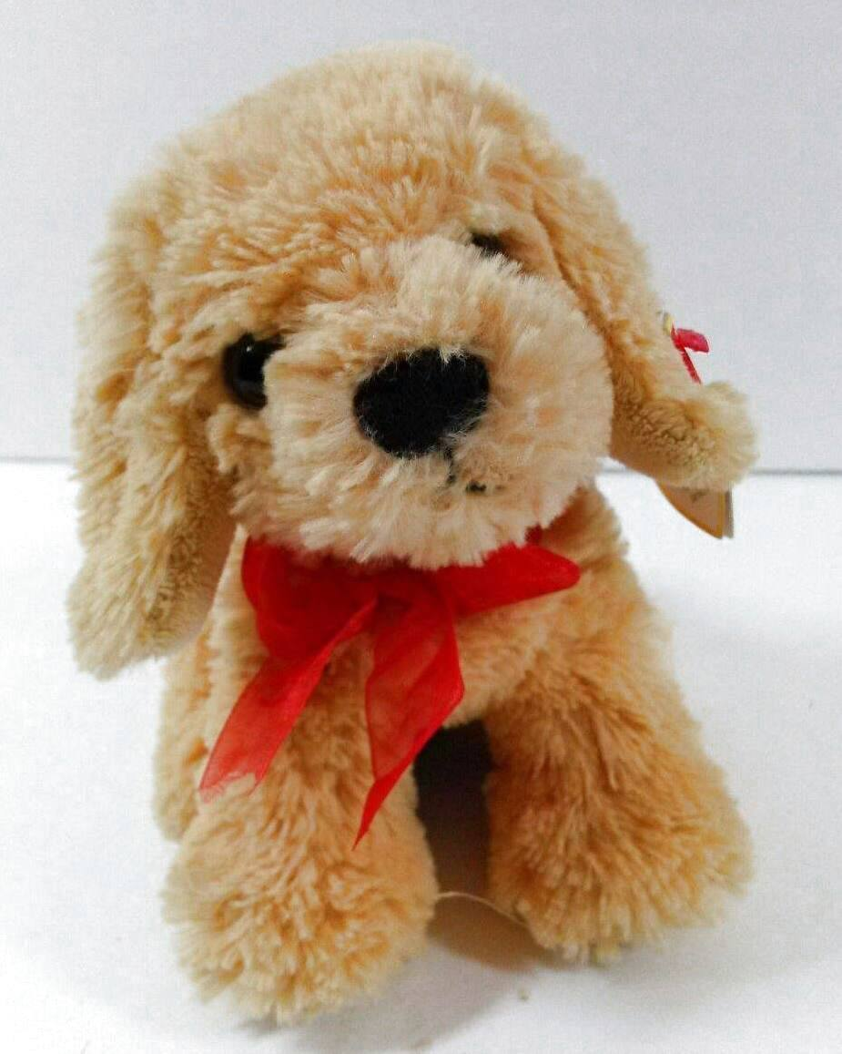 Ty Pudding Puppy Dog Beige Beanie Baby Plush and 50 similar items. S l1600 846b357e6853