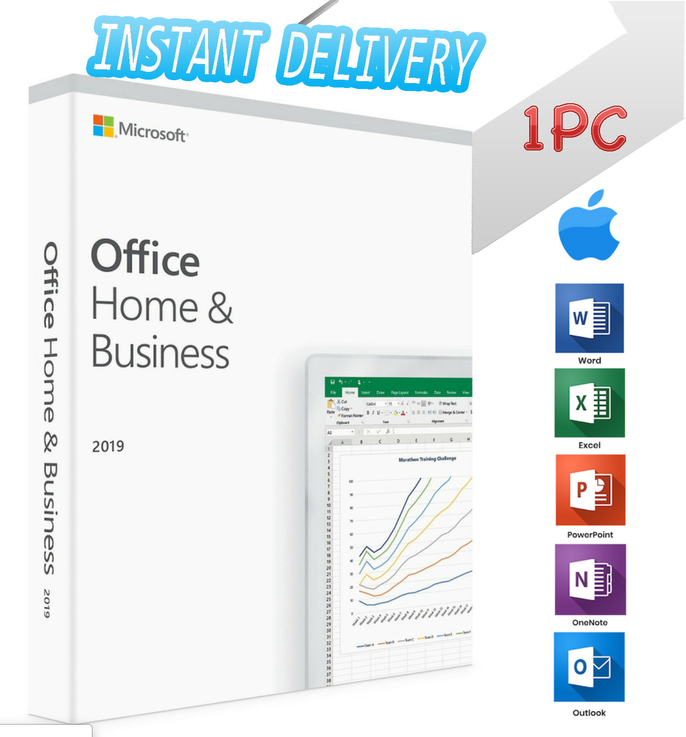 office 2019 home and business free download